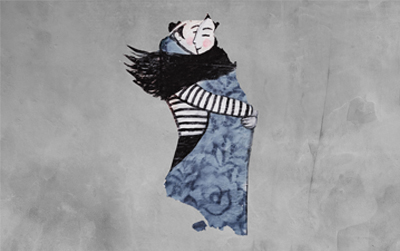 Cuide sempre: abraço vale mais que remédio